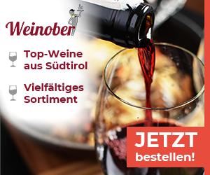 Beispielwerbemittel Weinober Partnerprogramm
