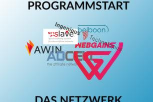 Programmstart IV: Das Netzwerk